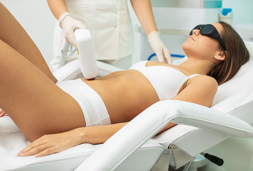 Laser Hair Removal In Gainesville